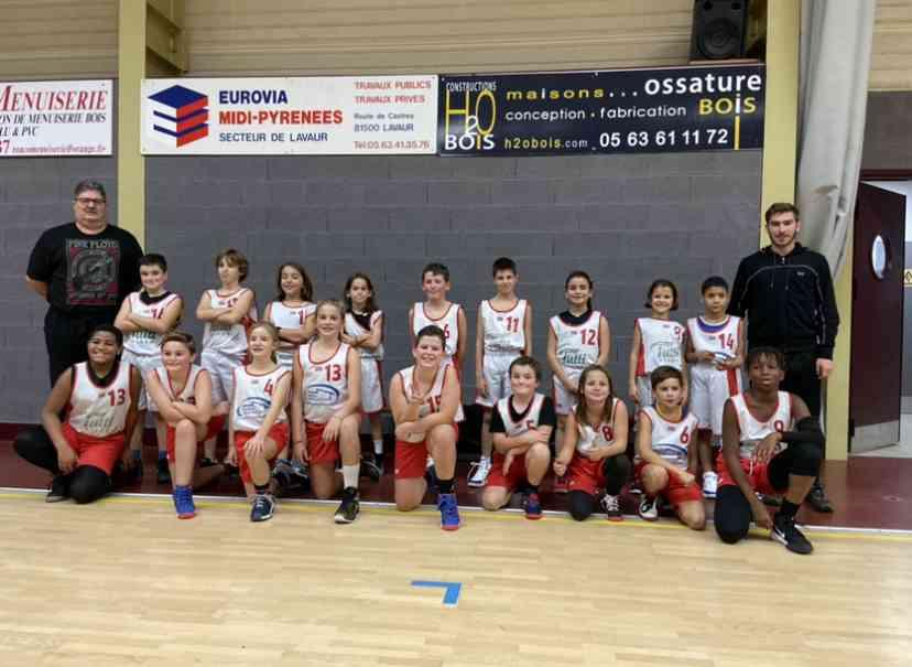 L'EQUIPE U11-2 2019-2020